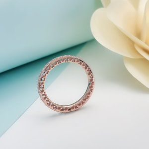Sparkle & Hearts Ring